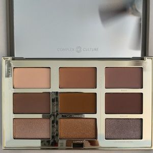 Complex Culture Full Time Eyeshadow pallet NEW